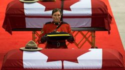 This Father's Day I'll Think of the Families of the Fallen RCMP