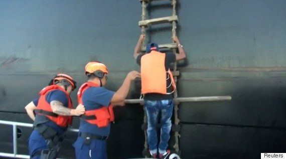 Colombian Fisherman Survives 2 Months Adrift In Pacific