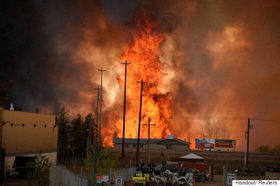 Fort McMurray Fire: Syrian Newcomers Flee 'From Fire To