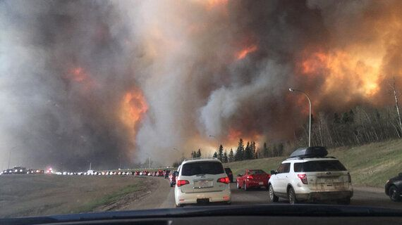 Albertans Come Together In The Wake Of Devastating