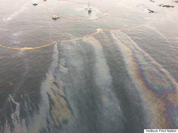 Bella Bella Oil Spill Called 'An Environmental