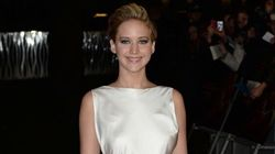 JLaw's Dress Isn't What You'd