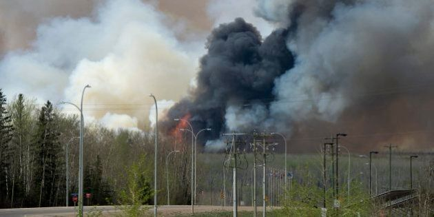 Gas Prices To Rise As Fort Mac Fire Cuts Into Oil