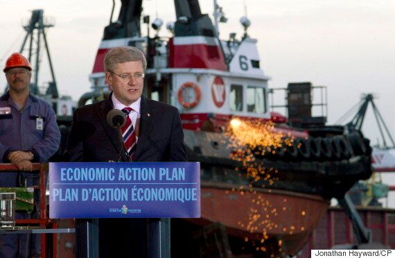 Harper Government Gave Seaspan Shipyard $40M Contract On Election