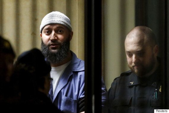 Adnan Syed Of 'Serial' Asks To Be Released From Prison While He Awaits