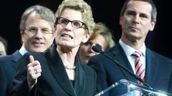 Wynne Wants Ontarians To Look Past McGuinty's