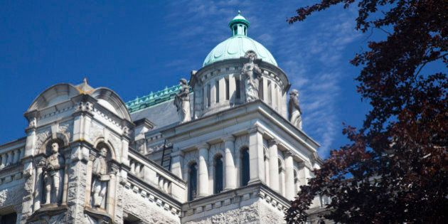 The British Columbia Parliament Buildings are located in Victoria, British Columbia, Canada and are home...