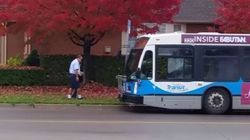 'Exemplary Canadian' Bus Driver Helps Senior Out In Viral