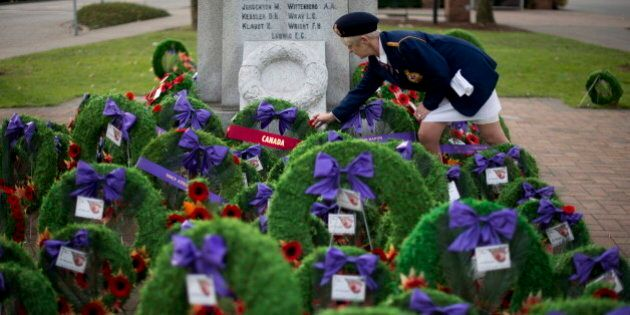 Remembrance Day: B.C. Holds Ceremonies Across