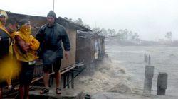 Calgarians Aid Typhoon