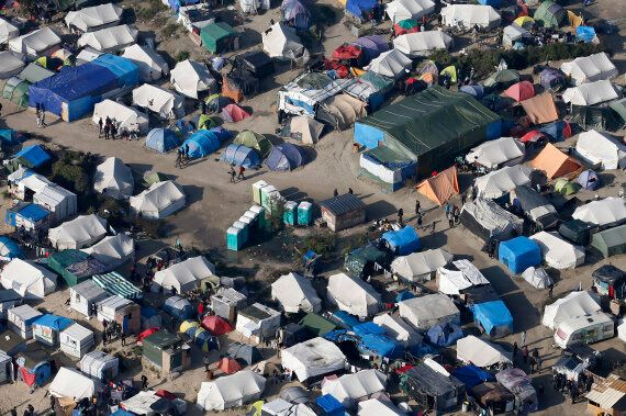Calais Jungle Camp Being Evacuated And Taken