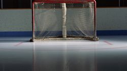 Young Boy Found Outside Hockey Arena,