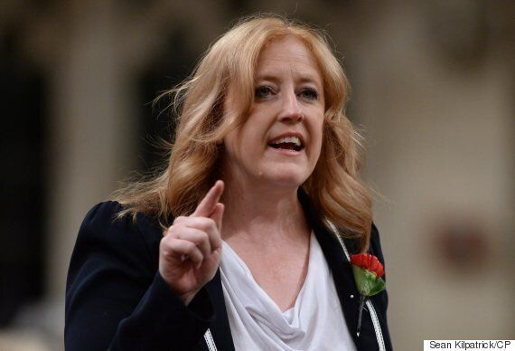 Lisa Raitt Accuses Jody Wilson-Raybould Of 'Spewing Lies' In The House Of