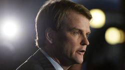 Minister Chris Alexander Cried Last Week, But Not for These