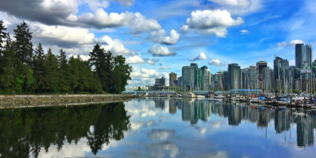 Photo taken in Stanley Park, Vancouver, British Columbia,