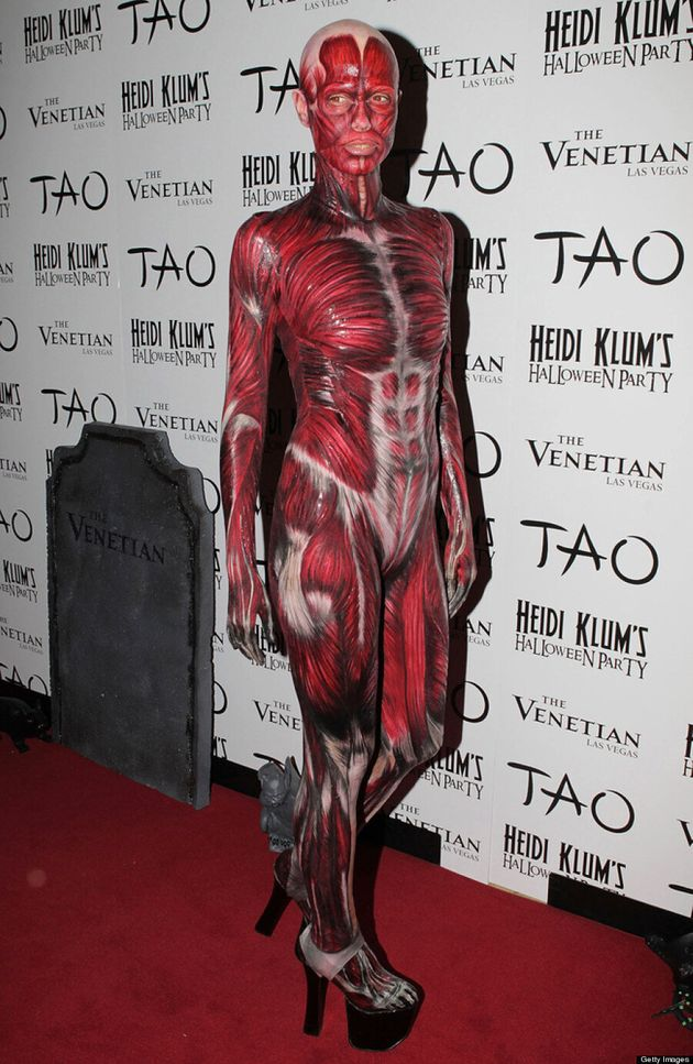A Look At Heidi Klum's Best Halloween Costumes Throughout The