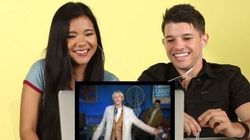 Teens Give Hilariously Honest Reviews Of '90s Boy