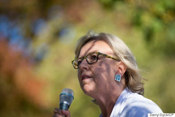 'Of Course' Fort McMurray Fire Linked To Climate Change, Elizabeth May
