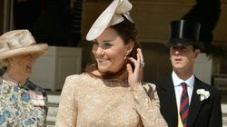 Kate Middleton's Garden Party Dress Is