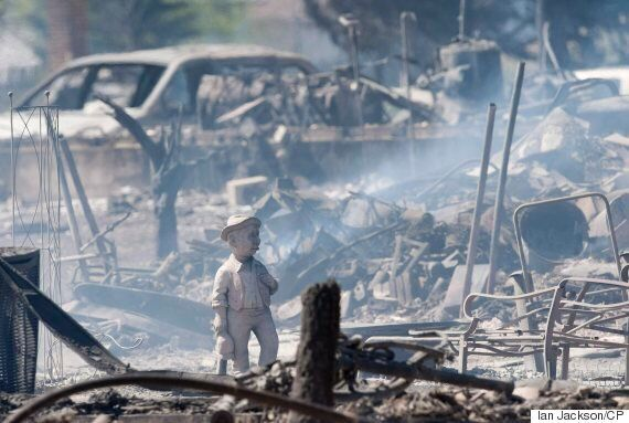 Fort McMurray Fire Has Experts Saying Natural Disasters Can Actually Help