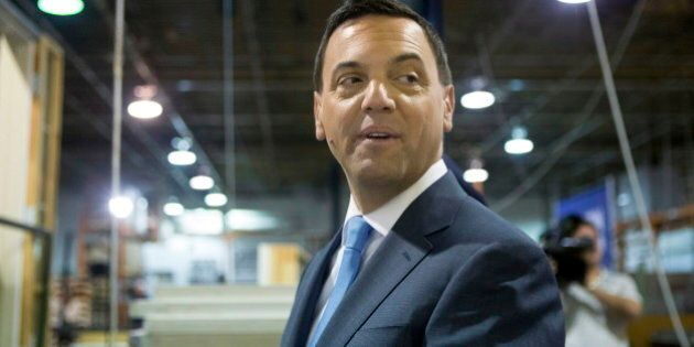Hudak Says Wynne Trying To Cling To Power By Attacking
