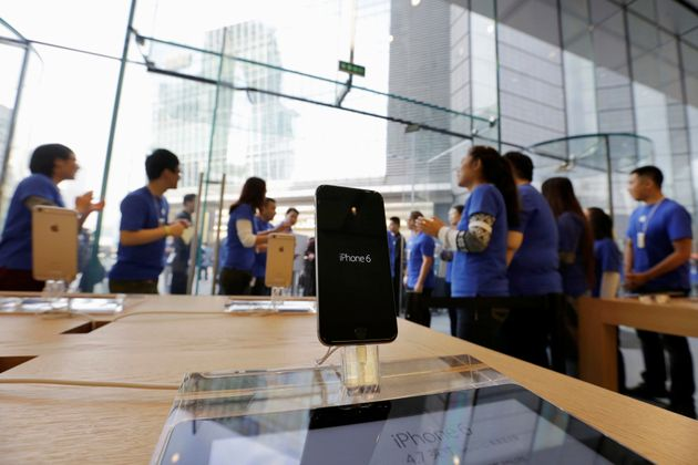 Apple Loses Lawsuit Over iPhone Name In