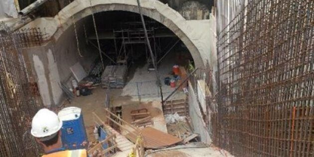 Toronto's Billy Bishop Airport Tunnel Construction Makes Some