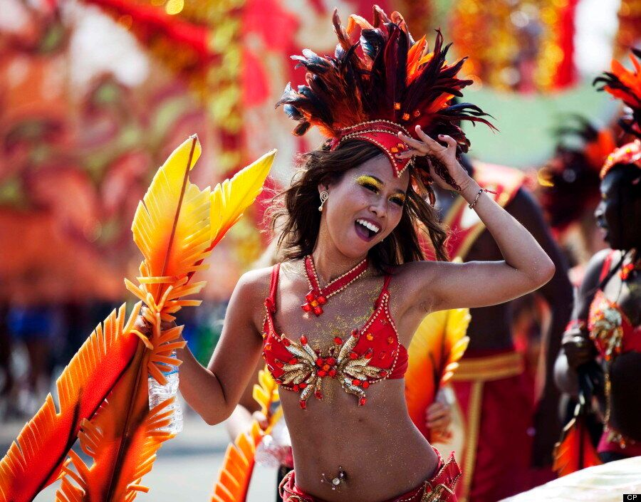 Proof Caribana Is The Most Stylish Parade In The World