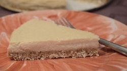 Cheesecake Gets A Delicious Gluten-Free, Nut-free, Vegan