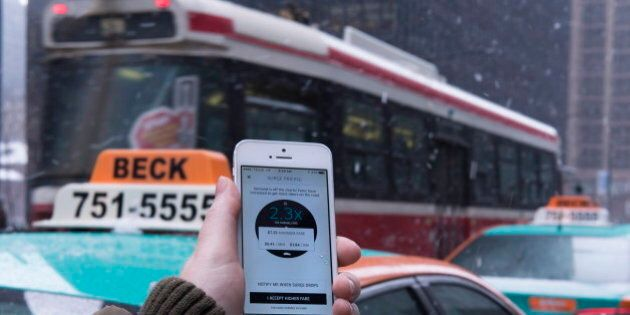 Uber To Be Legal In Toronto After City Council