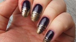 French Manicures Are Making A Comeback -- With A