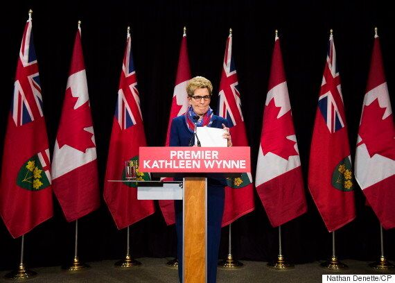 Kathleen Wynne Pressed To Give Details Of MPPs Disciplined For Sexual