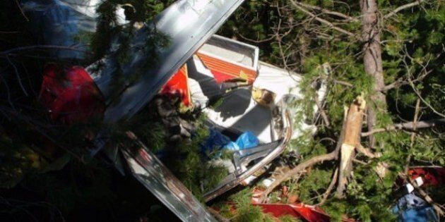 Brenda Mines Plane Crash Caused By Weight, Pilot Inexperience: