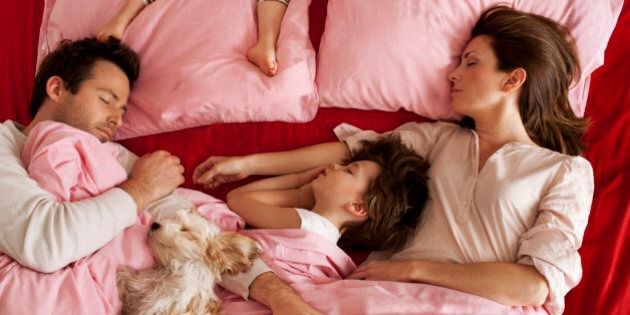 Families With Good Sleep Routines Are The Healthiest:
