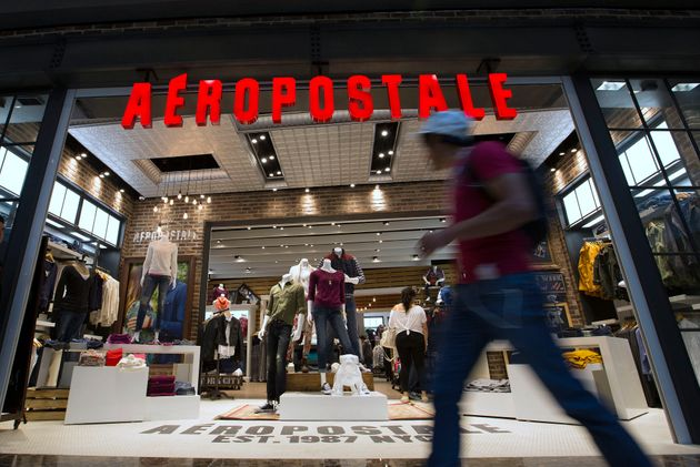 Aeropostale Leaving Canada Entirely After Filing For Bankruptcy