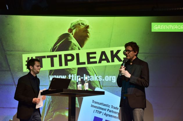 TTIP Trade Deal Between U.S., EU Risks Collapse After Greenpeace