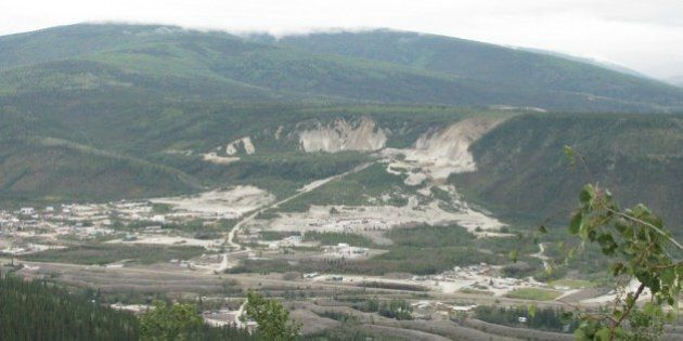 Yukon Mine For Sale, Price Tag: 2870