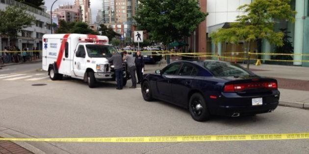 Yaletown Shooting: Gerald Battersby Charged With Attempted