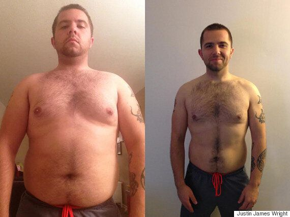 Weight Lost: The Adorable Reason This Stay-At-Home Dad Lost Almost 50