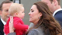 He Got It From His Mama? Kate Middleton Wants Prince George To