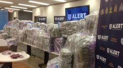 Western Canada's Biggest Pot Bust Part Of $9 MILLION Drug
