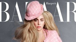 Lady Gaga's Dog Makes Its Fashion