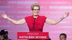Liberals Win Ontario
