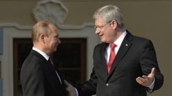 Harper is all Talk and No Action Against