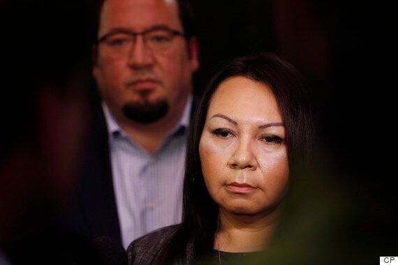 Grand Chief Sheila North Wilson Says Manitoba's Government Is The Most Racist In