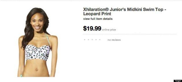 Target's Latest Photoshop Fail Is