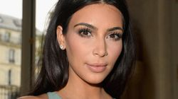 Kim Kardashian Looks Gorgeous Without