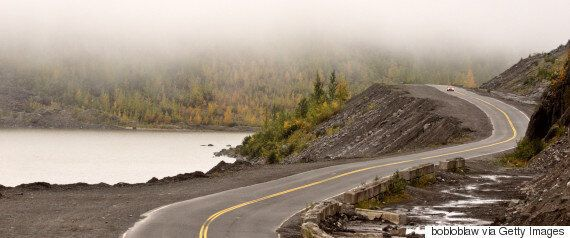 Road Salt Is Putting Canada's Lakes At Risk: