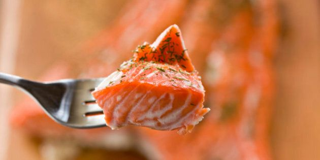 Genetically Modified Salmon May Soon Be In Stores, Thanks To