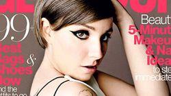Lena Dunham's Sexy Magazine